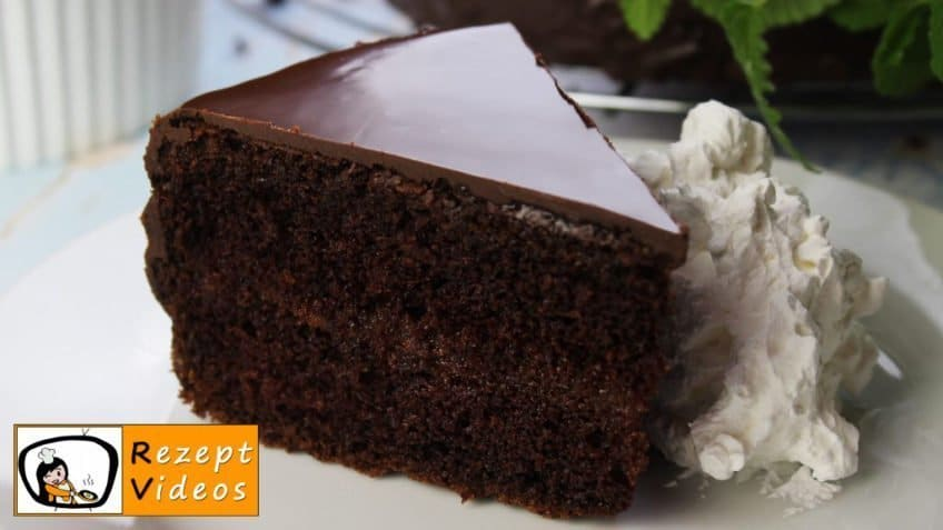 Sachertorte - Rezept Videos