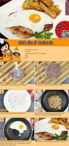 Schnitzel Holstein Rezept mit Video