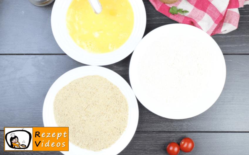 Schnitzel aus dem Ofen Rezept - Zubereitung Schritt 2