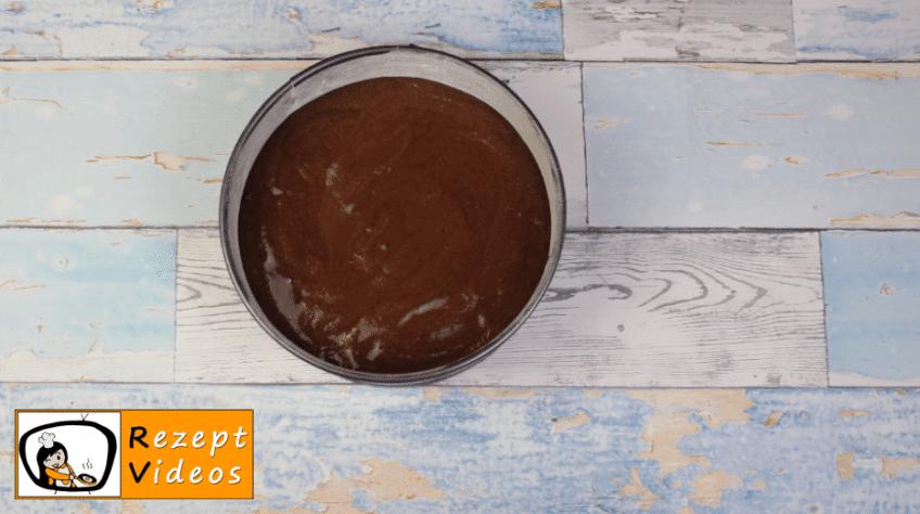 Schokoladentorte Rezept - Zubereitung Schritt 4