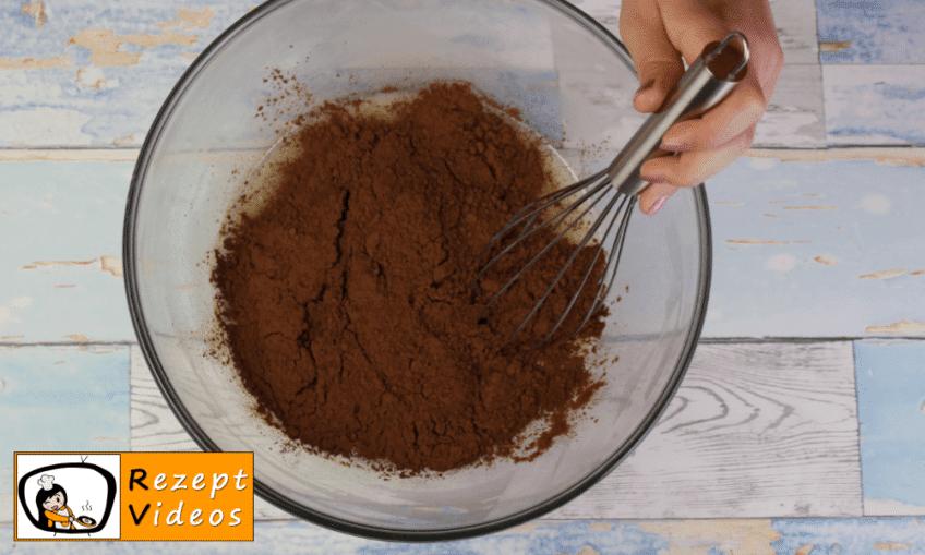 Schokoladentorte Rezept - Zubereitung Schritt 6
