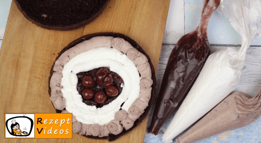 Schwarzwälder Kirschtorte Rezept Zubereitung Schritt 10