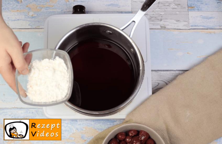 Schwarzwälder Kirschtorte Rezept Zubereitung Schritt 6