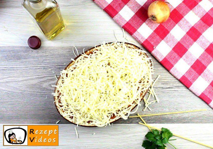 Tomaten-Makkaroni aus dem Ofen Rezept - Zubereitung Schritt 10