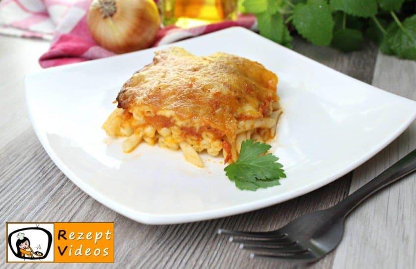 Tomaten-Makkaroni aus dem Ofen - Rezept Videos