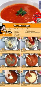 Tomatensuppe Rezept mit Video