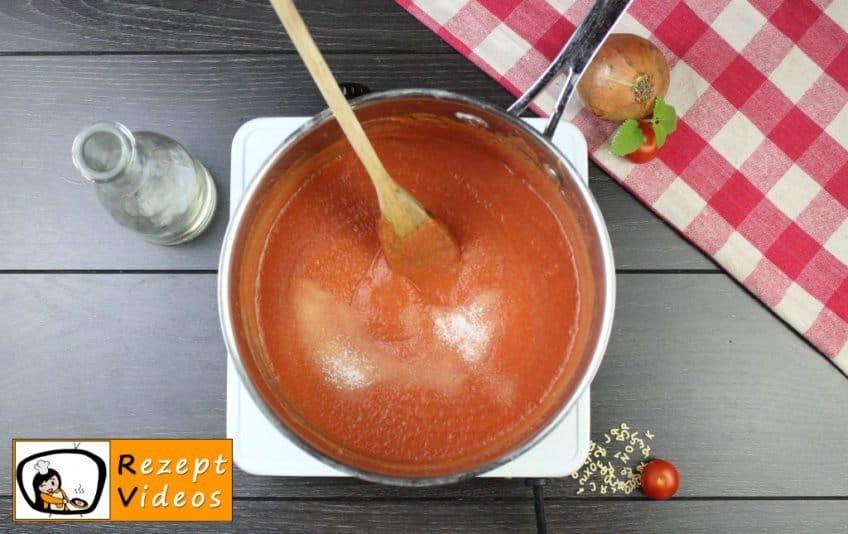 Tomatensuppe Rezept - Zubereitung Schritt 3
