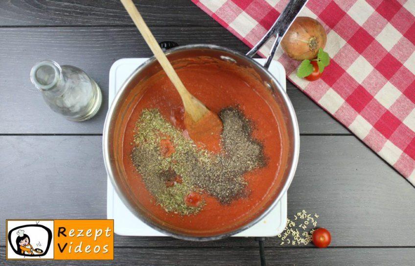 Tomatensuppe Rezept - Zubereitung Schritt 4