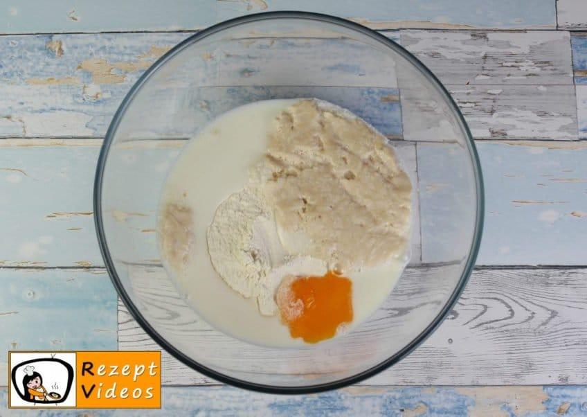 Zimt-Zucker-Brioche Rezept - Zubereitung Schritt 1