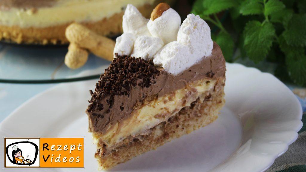Kinder-Bueno-Torte - Rezept Videos