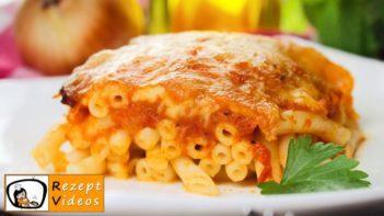 Tomaten-Makkaroni aus dem Ofen
