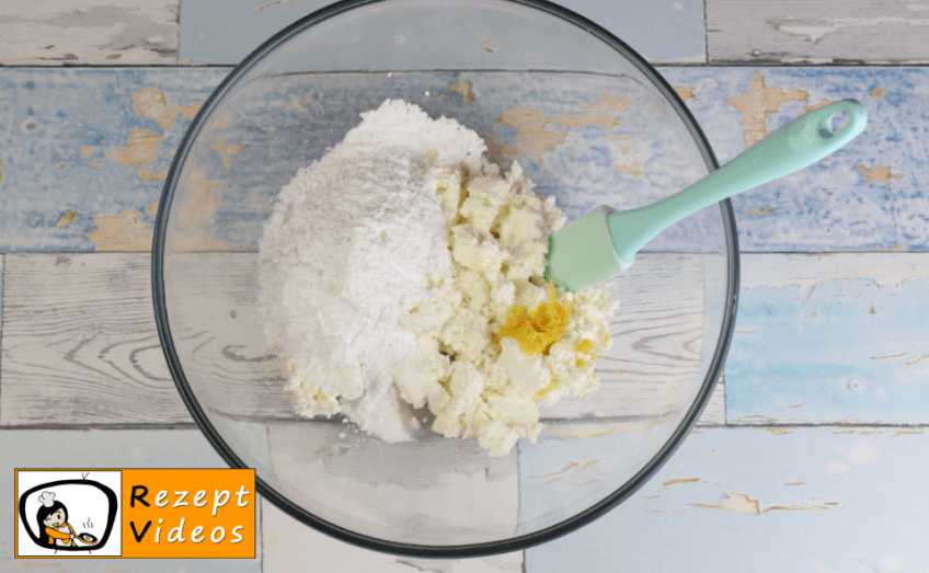 Quarktorte ohne backen Rezept - Zubereitung Schritt 3
