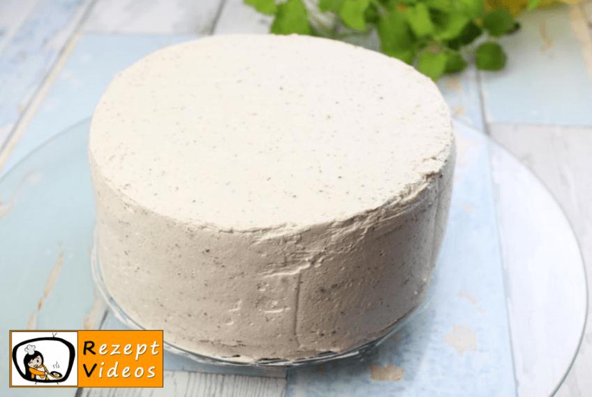 Maronen-Sahnetorte Rezept - Zubereitung Schritt 10