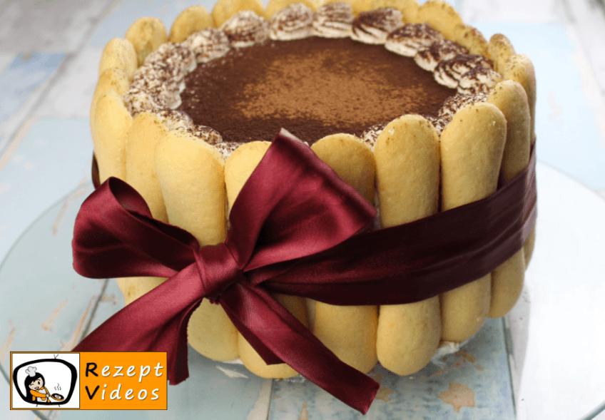 Tiramisu Torte Rezept Mit Video Kostliches Tiramisu Auf Eine
