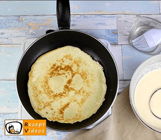 Pfannkuchen Rezept Zubereitung Schritt 6