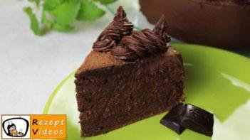 Trüffel-Torte rezept mit video