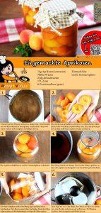 Eingemachte Aprikosen Rezept mit Video