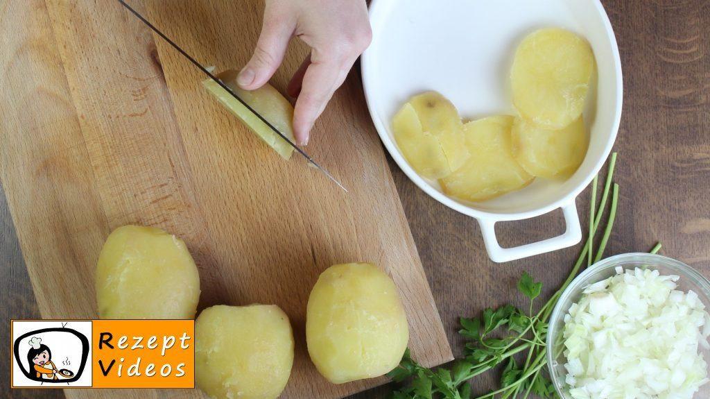 Kartoffelsalat Rezept - Zubereitung Schritt 1
