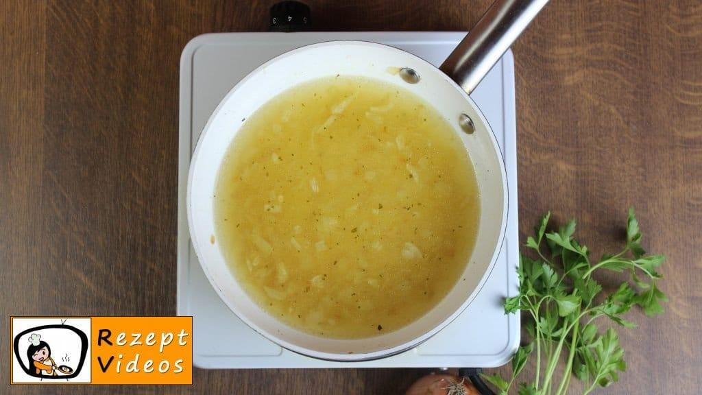 Kartoffelsalat Rezept - Zubereitung Schritt 2