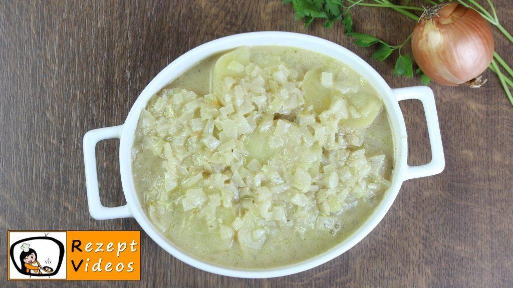 Kartoffelsalat Rezept - Zubereitung Schritt 4