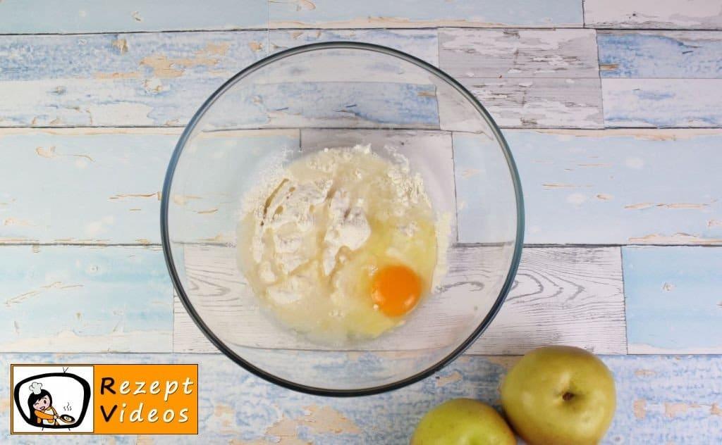 Apfelstrudel Rezept - Zubereitung Schritt 1