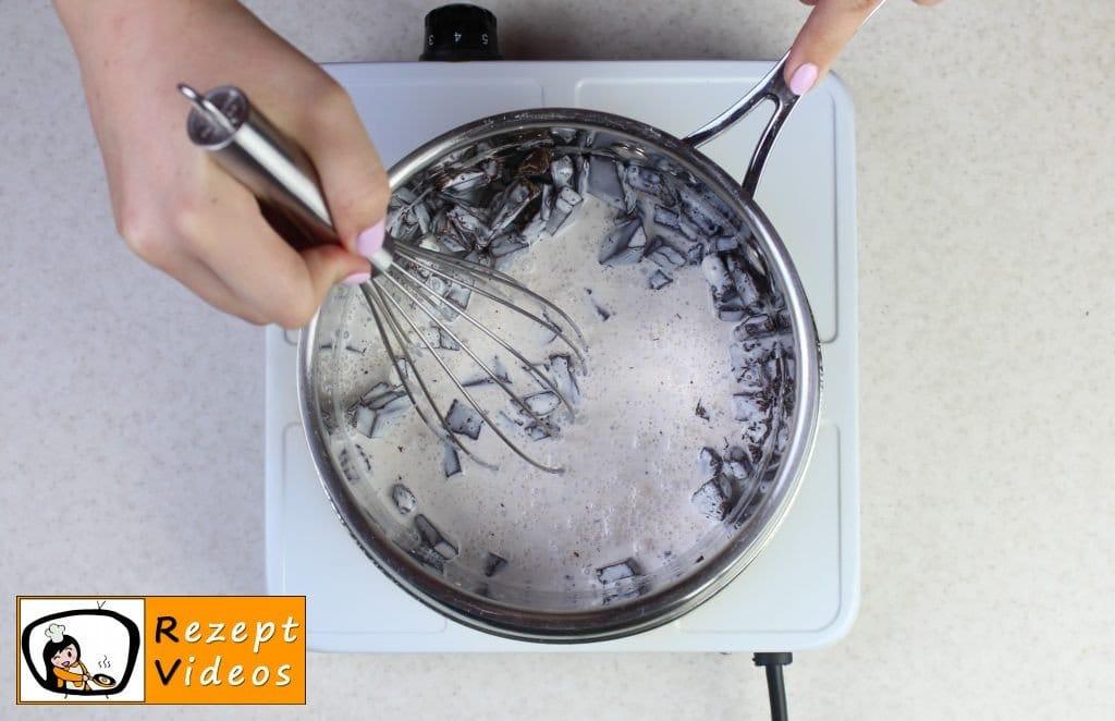 Trüffel-Torte Rezept - Zubereitung Schritt 2