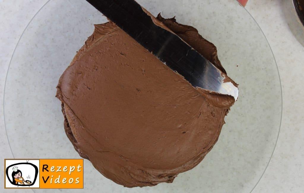 Trüffel-Torte Rezept - Zubereitung Schritt 7