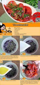 Tomatensalat Rezept mit Video