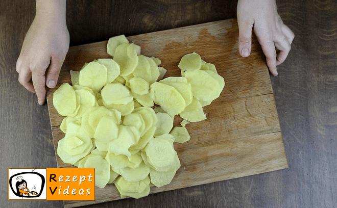 Kartoffelgratin Rezept - Zubereitung Schritt 1