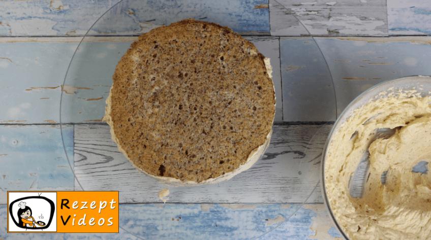 Esterházy-Torte Rezept - Zubereitung Schritt 13