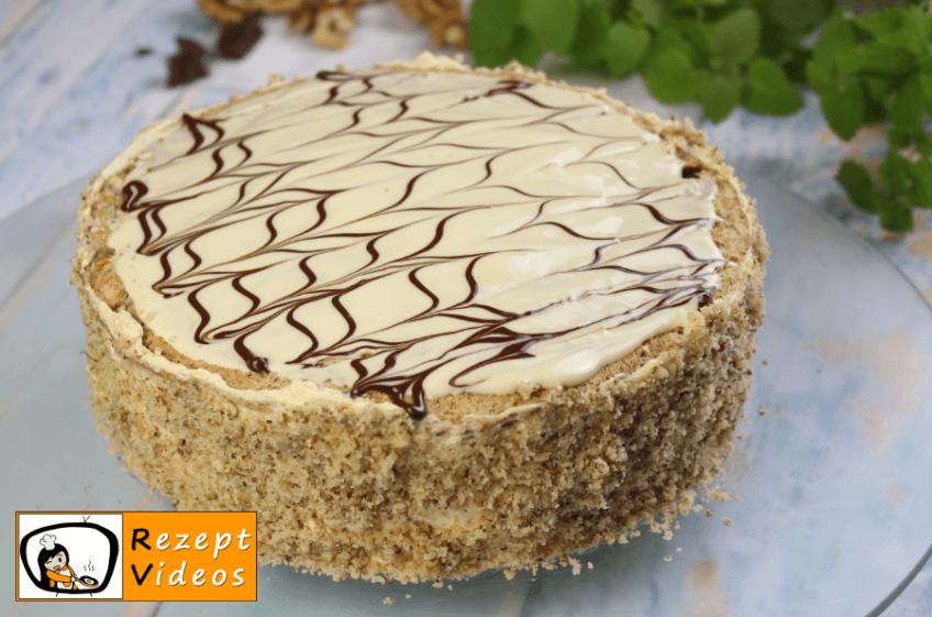 Esterházy-Torte Rezept - Zubereitung Schritt 16