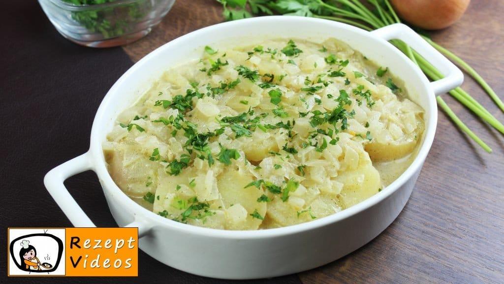 Kartoffelsalat Rezept - Rezept Videos