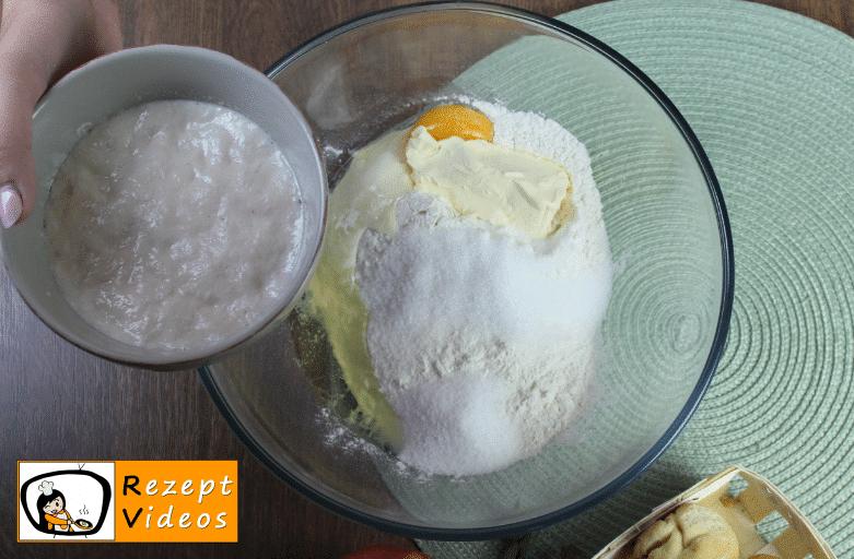 Blechkuchen Rezept Zubereitung Schritt 1