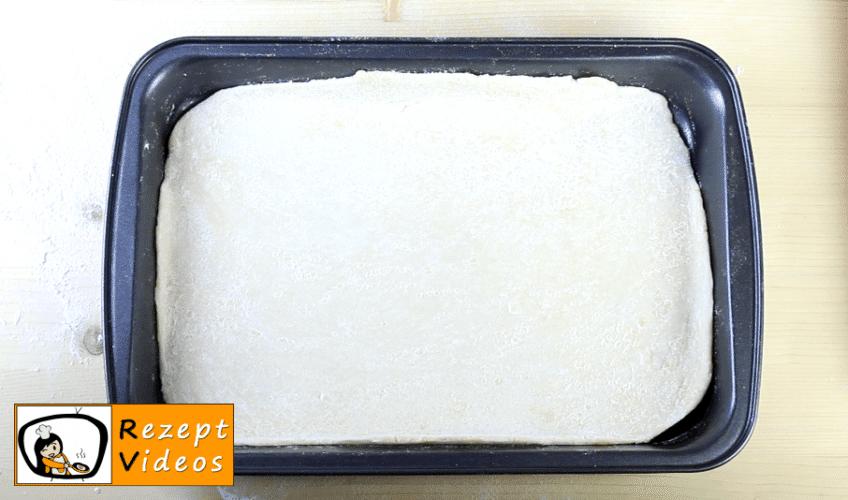 Flammkuchen Rezept - Zubereitung Schritt 3