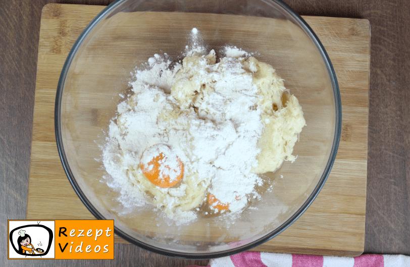 Kartoffelpuffer Rezept - Zubereitung Schritt 3