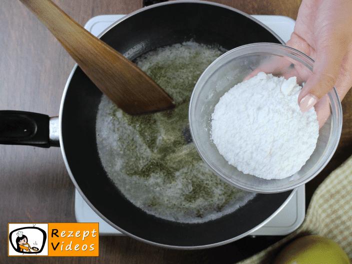 Crépes Rezept - Zubereitung Schritt 4