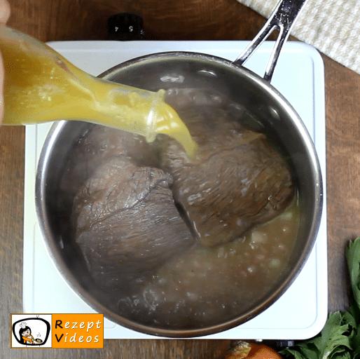 Rinderbraten Rezept Zubereitung Schritt 4