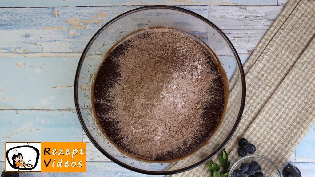 Brownies Rezept - Zubereitung Schritt 5