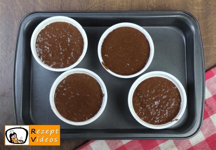 Schokoladenkuchen Rezept Zubereitung Schritt 4