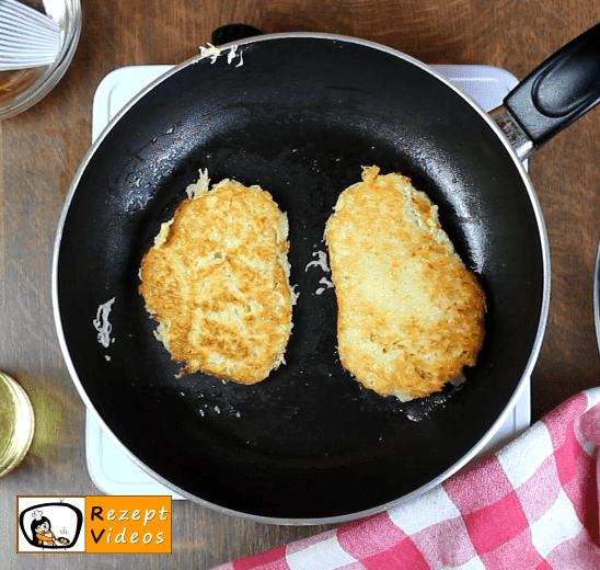 Kartoffelpuffer Rezept - Zubereitung Schritt 5