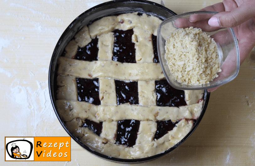 Linzer Torte Rezept Zubereitung Schritt 5