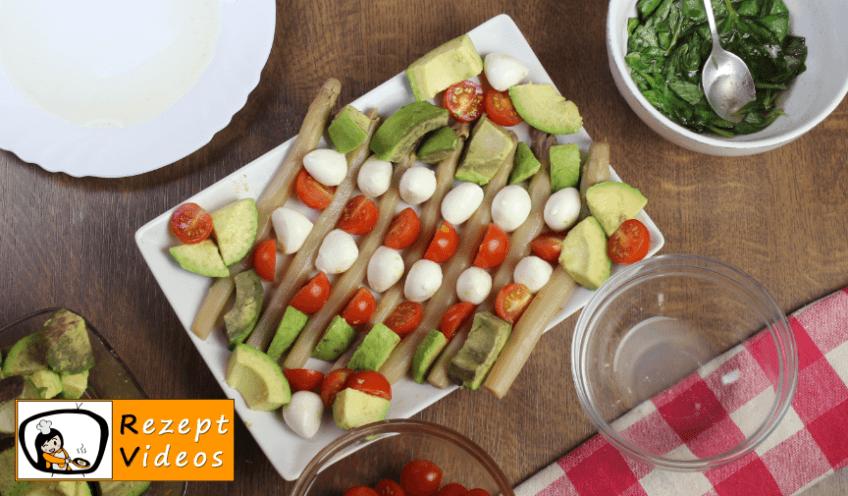 Spargelsalat Rezept - Zubereitung Schritt 7