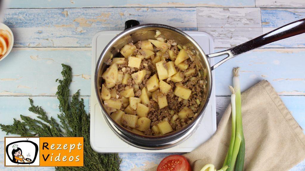Eintopf mit Hackfleisch Rezept - Zubereitung Schritt 2