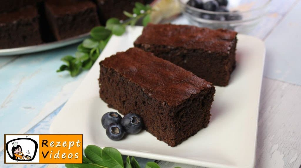 Brownies - Rezept Videos