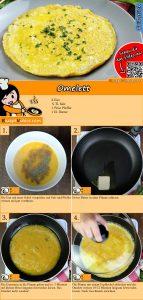 Omelett Rezept mit Video