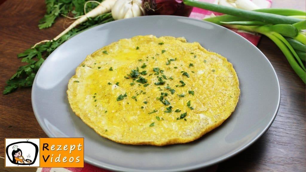 Omelett - Rezept Videos