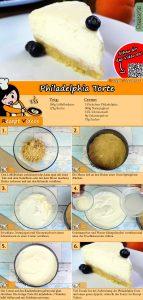 Philadelphia Torte Rezept mit Video