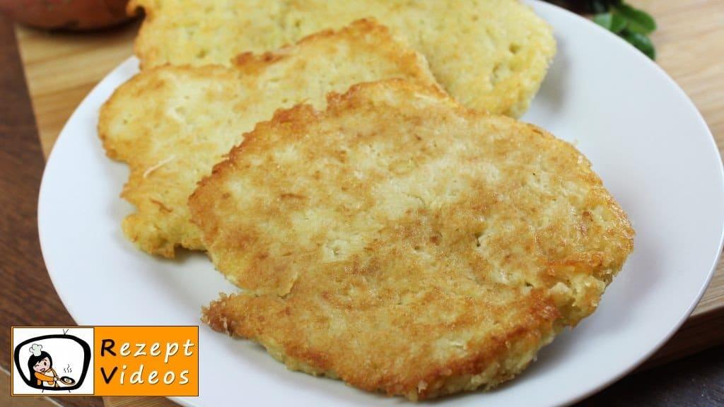 Kartoffelpuffer- Rezept Videos
