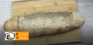 Lasagne-Baguette Rezept - Zubereitung Schritt 1