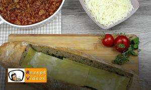 Lasagne-Baguette Rezept - Zubereitung Schritt 8